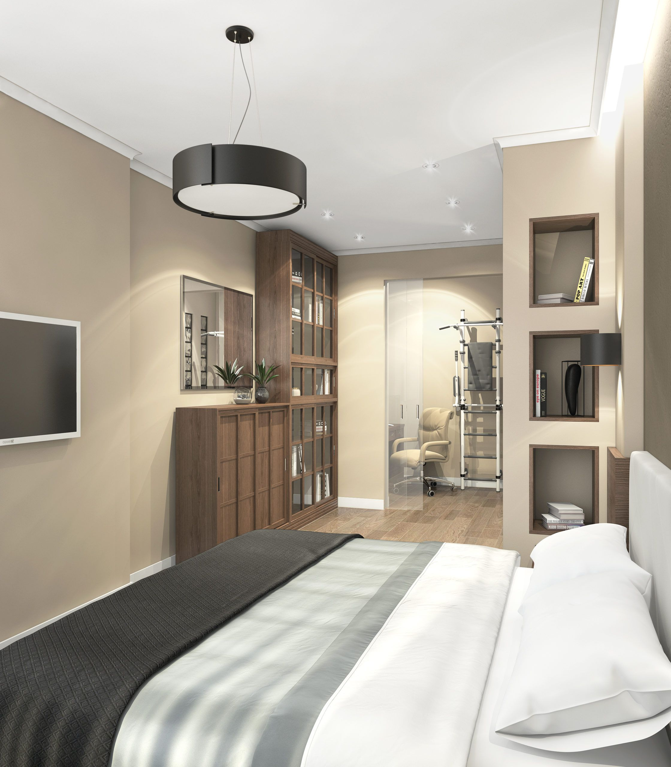Александров 3D-спальня1